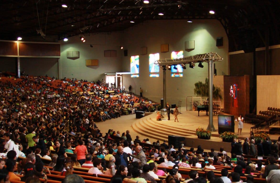 Cuál es la iglesia evangélica más grande del mundo