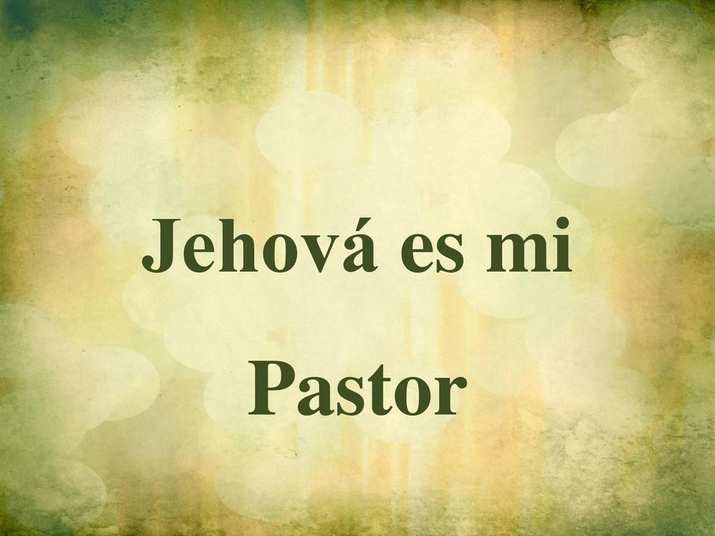 ORACIÒN DE JEHOVÀ DIOS TODOPODEROSO