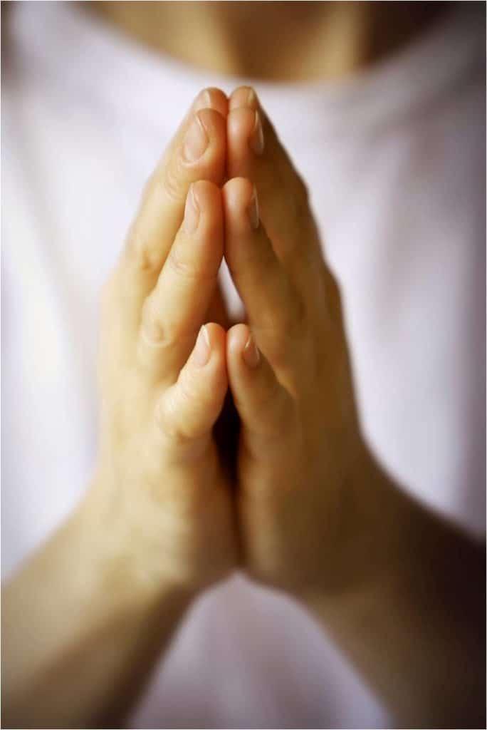 Oración de petición a Dios