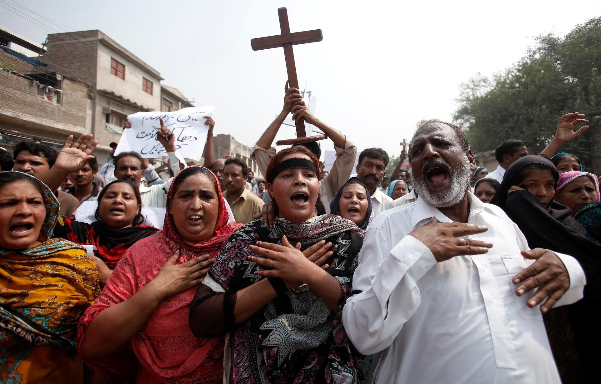 cristianismo en áfrica