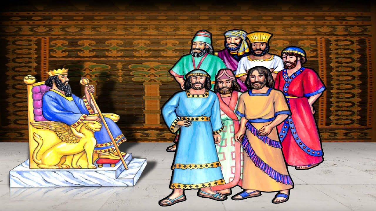 cuentos para niños de la biblia 9