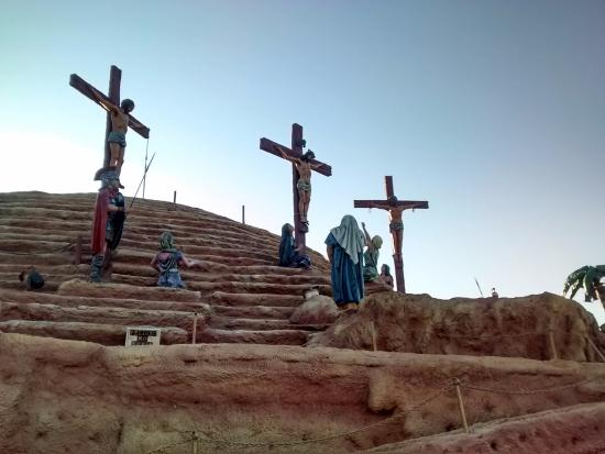 donde crucificaron a Jesús de Nazaret 1