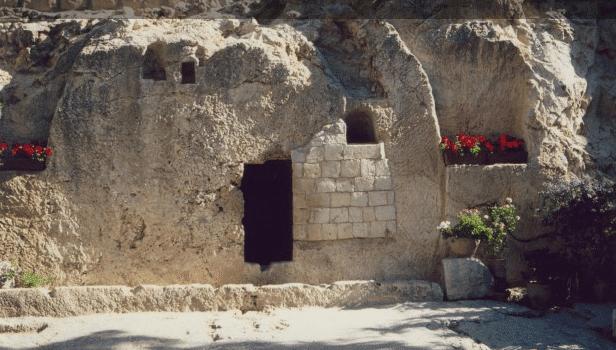 donde crucificaron a Jesús de Nazaret 3