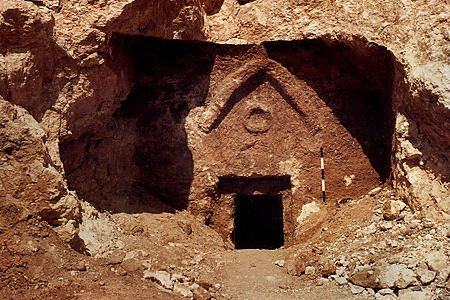donde crucificaron a Jesús de Nazaret 6