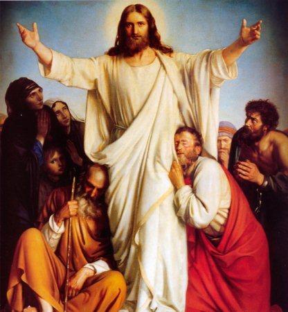 oracion de fe para aceptar a Cristo