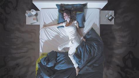 oracion para dormir bien sin pesadillas