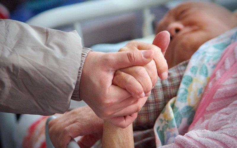 oración cristiana para un enfermo terminal 1