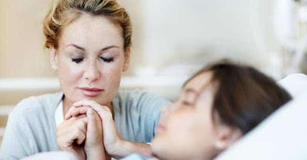 christian prayer for terminally ill 3
