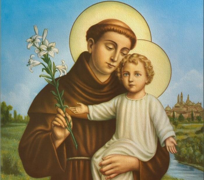 oracion a san antonio para recuperar el amor