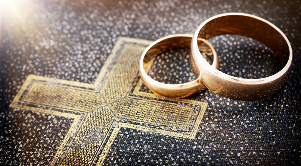 Que dice la biblia del matrimonio