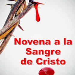 Poderosa Novena a la Sangre de Cristo