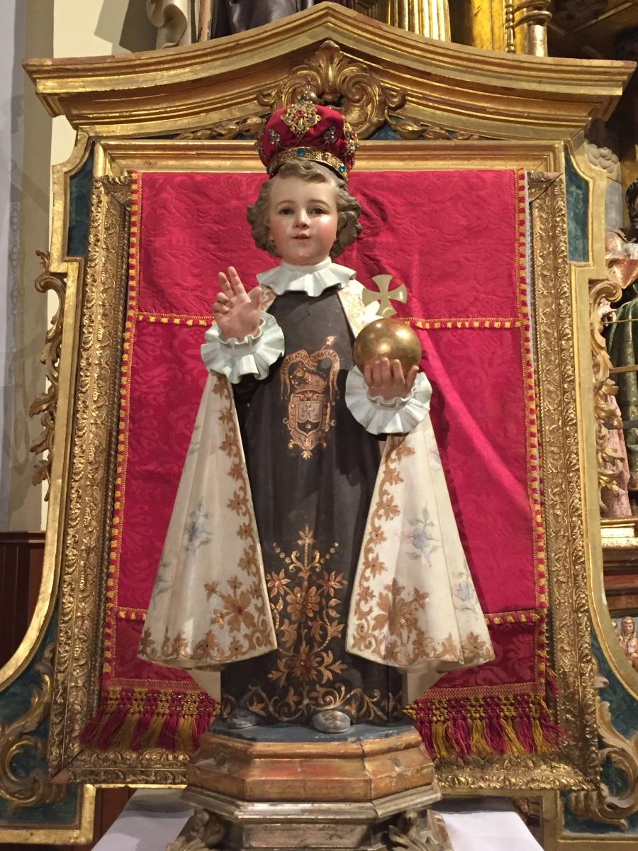 Letanías al niño Dios