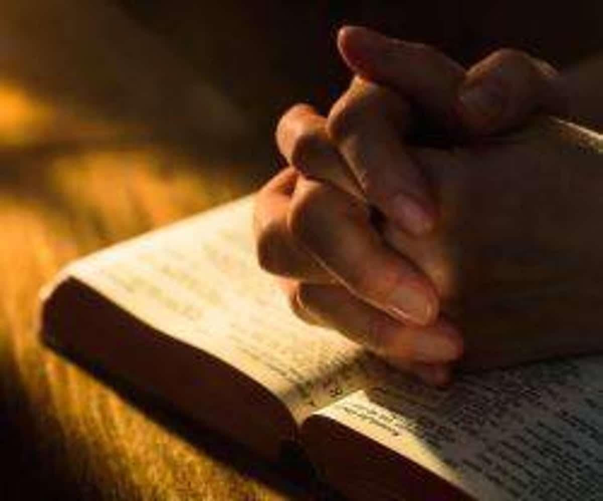 Oración de perdón