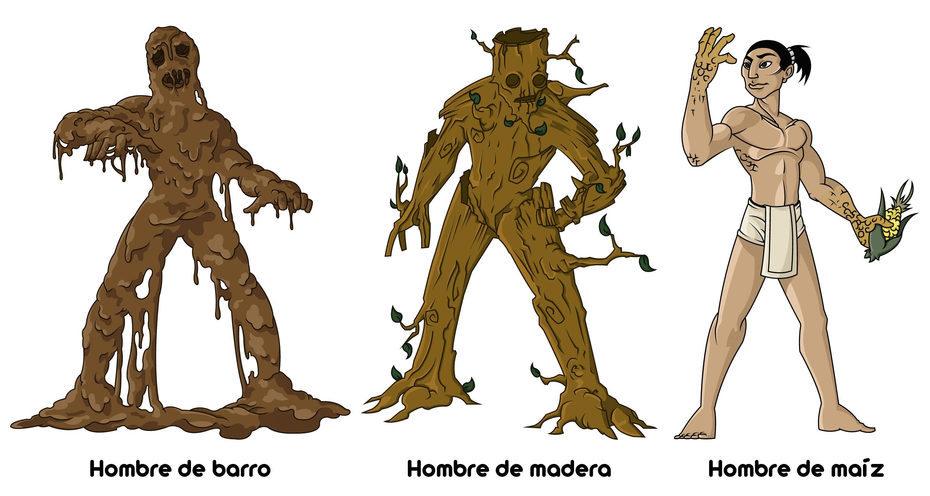 la creación del hombre