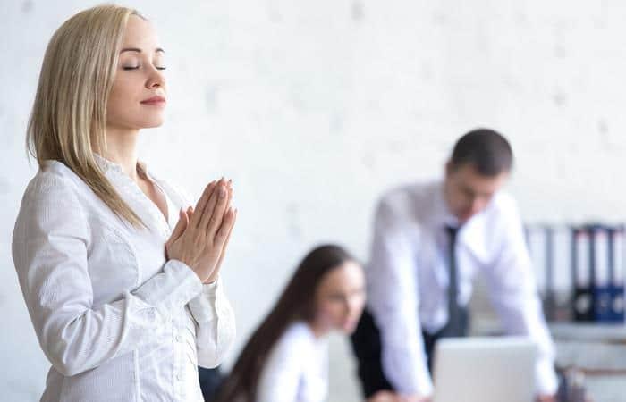 oracion para iniciar el dia de trabajo
