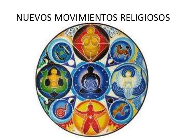 sectas y nuevos movimientos religiosos