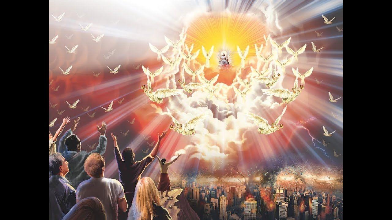 El arrebatamiento de la iglesia