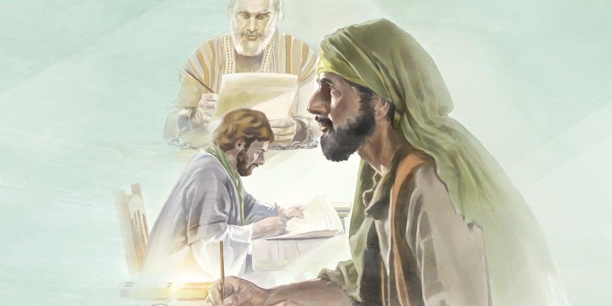 quien es el autor de la biblia -4