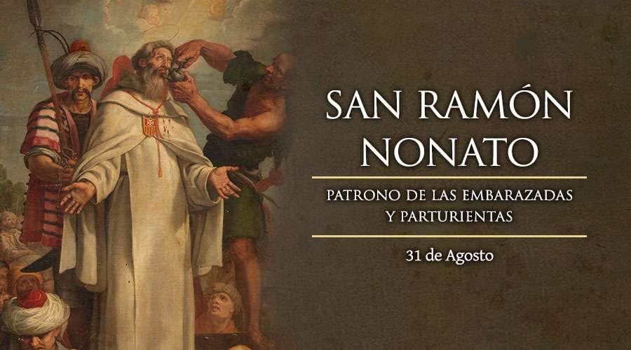 oración a san Ramón Nonato para quedar embarazada
