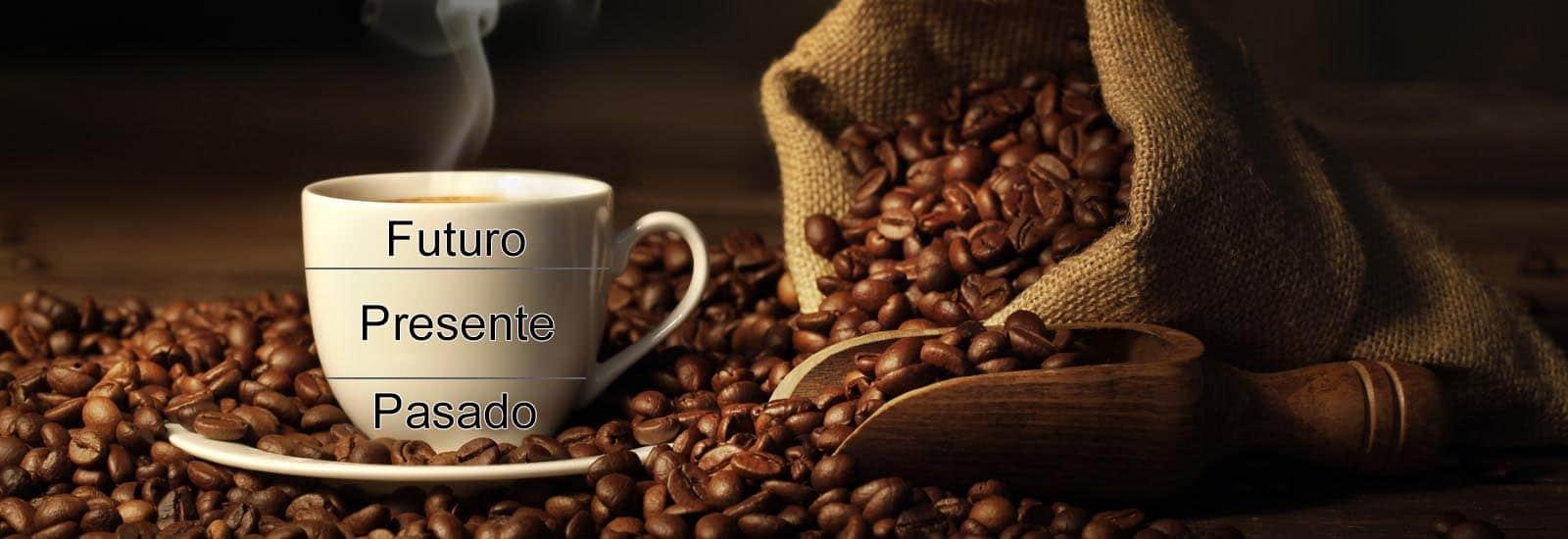 lectura de café