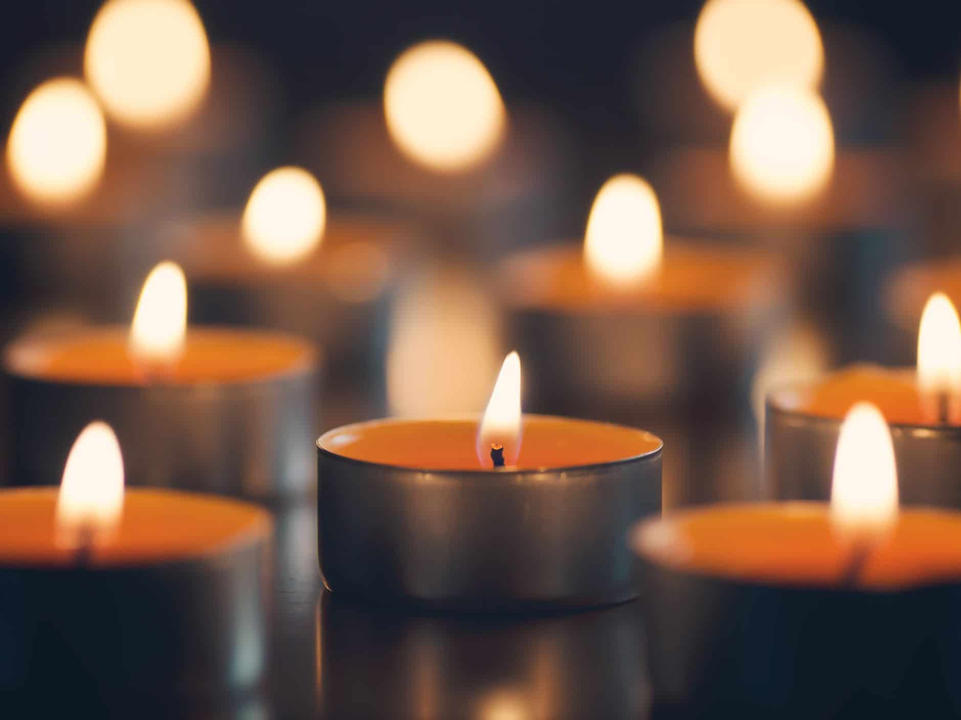 lectura de velas
